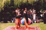 [ Mundo Pequeno + Salsa Natyam @ Garden Party |