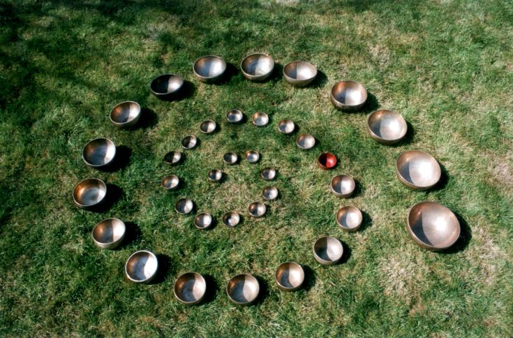 [ Bowl spiral in the Bowl Garden |