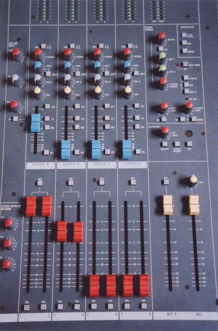 Studio pictures from 2002 2004 for House music 2004