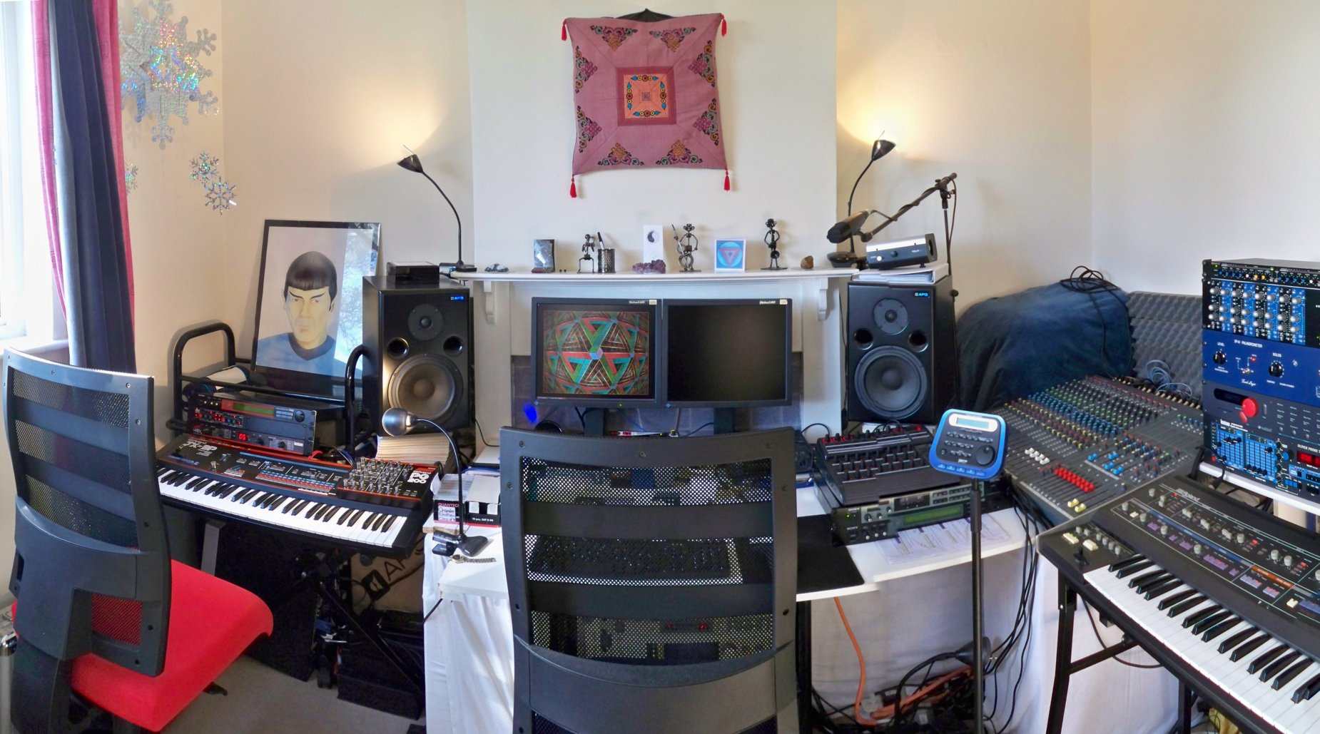 Studio Pictures From 2010