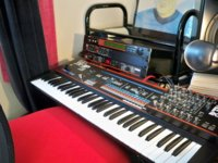 Roland JX-3P with PG200 programmer |