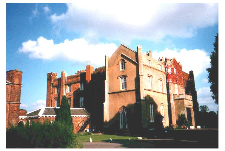 Buildings Of Interest In Great Offley
